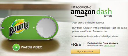 IoT: Der Amazon Dash Button