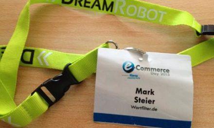 HITMEISTER rockt – Auf dem eCommerce Day 2015