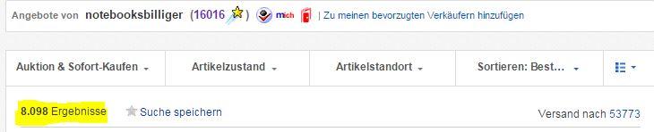 Mängelquote & Bewertungslöschung: Misst eBay da mit zweierlei Maß?