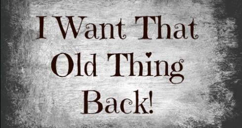 oldthing.de – Eine großartige Sammlerplattform