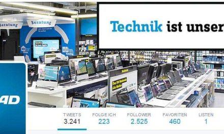 Conrad Elektronik: Technik ist Eure Welt. Schummeln auch?