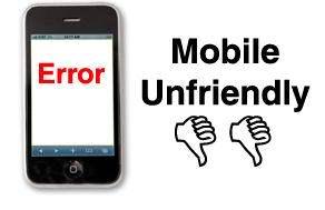 Responsive Webdesign bei eBay: Probleme bei der mobilen Ansicht