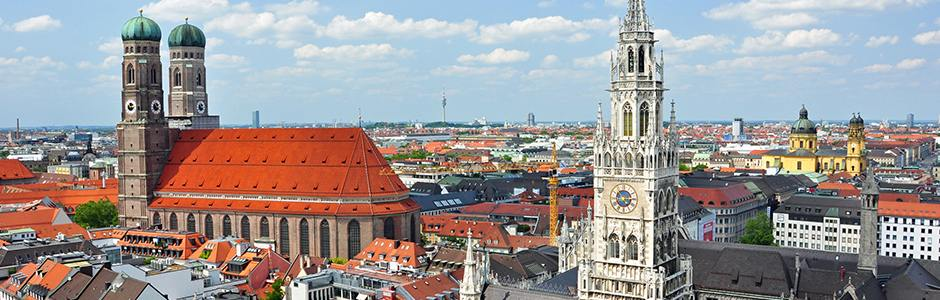 BLITZMELDUNG: Heute in München, Bayern bekommt den eCommerce erklärt