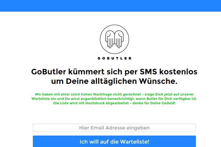 Geschäftsideen GoButler und jet.com – Schreib ich auch was dazu?