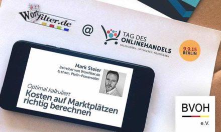 BVOH Tag des Onlinehandels in Berlin am 9.9.2015