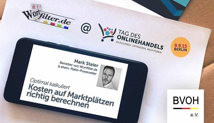 BVOH Tag des Onlinehandels in Berlin am 9.9.2015