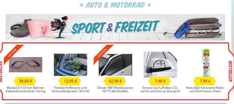 Fyndiq geht gegen illegalen Handel vor: Der schwedische Marktplatz hat Angebote illegaler Autoteile gelöscht [UPDATE]