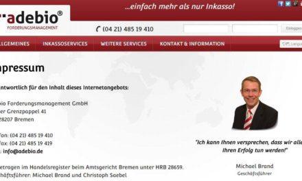 Die Herren Brand & Saebel von Anticopy, Adebio und shoptreffen.de kassieren ein Urteil