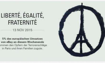 eBay_de: #ParisAttacks #PrayForParis