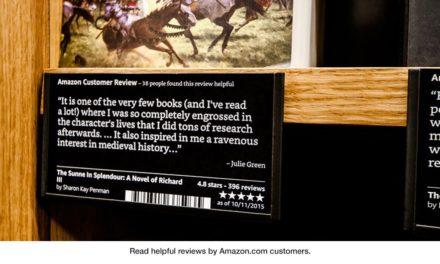 Amazon Buchläden: Eröffnung von 300 bis 400 Geschäften geplant