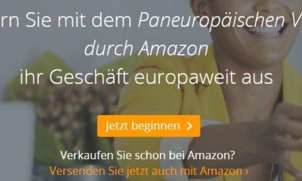 Pan-europäischer Amazon FBA Versand verlässt die BETA