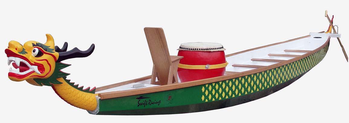 Amazons Dragon-Boat-Projekt läuft bereits seit 1.5 Jahren!