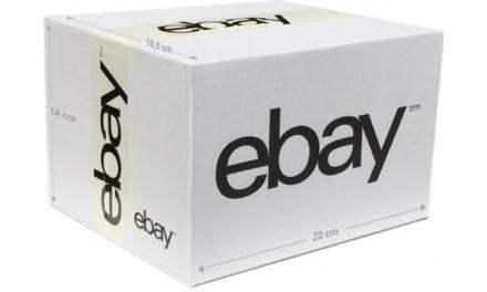 eBay Kartonagen: Geschenkt zu teuer
