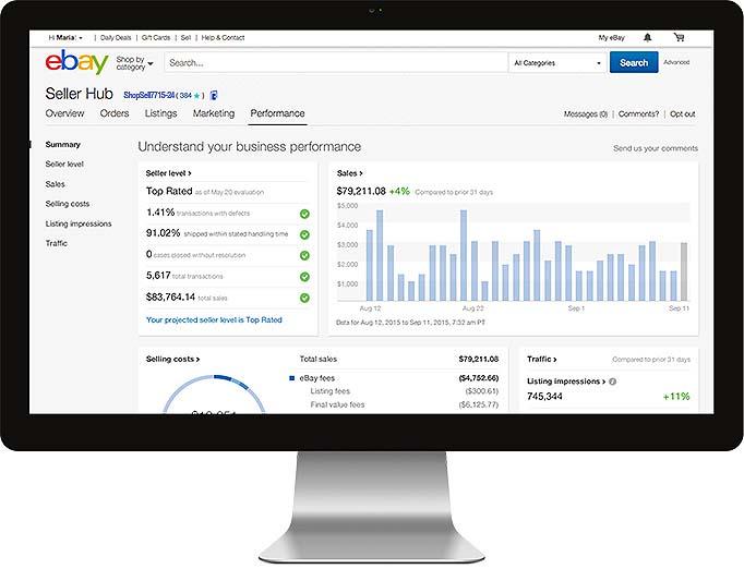 eBay Herbst-NEWS: SellerHub, Template Generator und und und