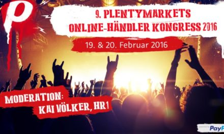 Plentymarkets Onlinehändler Kongress 2016 [Recap]