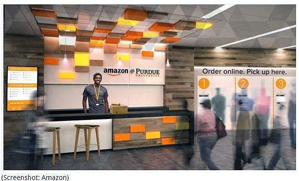 Kommentar: Amazon eröffnet erste Filiale
