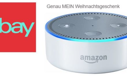 eBay liefert mir den Amazon Echo