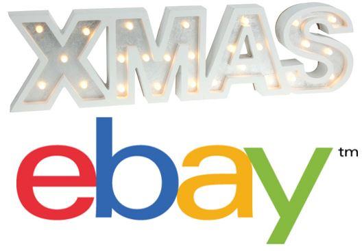 Weihnachtsgeschäft bei eBay: 11. Dezember WAR verkaufsstärkster Tag bei eBay.de