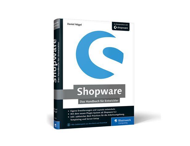 Shopware-Handbuch für Entwickler ab sofort erhältlich