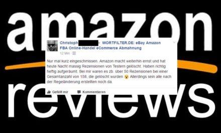 Amazon hat massenweise Reviews gelöscht: auch eure?