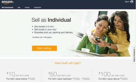 Amazon macht auf eBay: Amazon hilft Gebrauchtes zu verkaufen