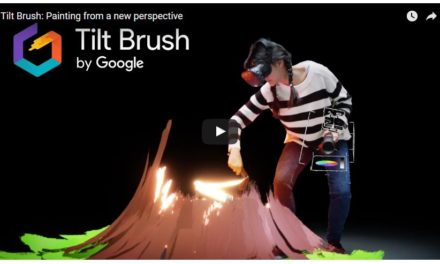 VR Google Tilt Brush: Das Unmögliche ist Realität