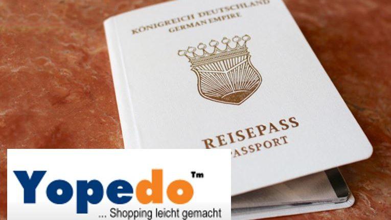 Händlerbund erkennt das Königreich Deutschland an