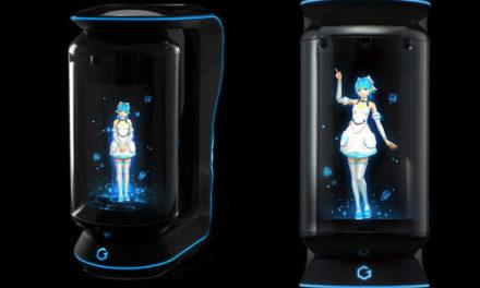 Für einsame Herzen: Hikari, die virtuelle Freundin von Gatebox