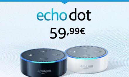 Feuer frei: Amazon Echo und Echo Dot für alle