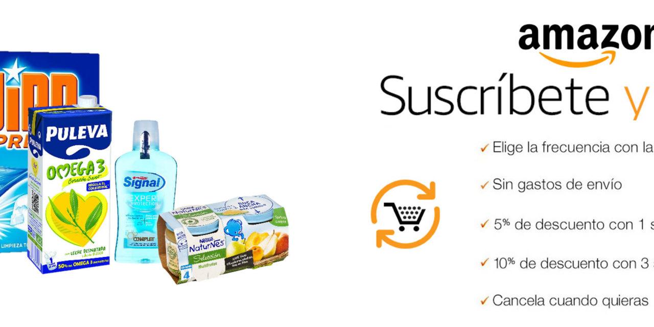 Amazon Spanien startet FMCG Abo-Programm AHORRA