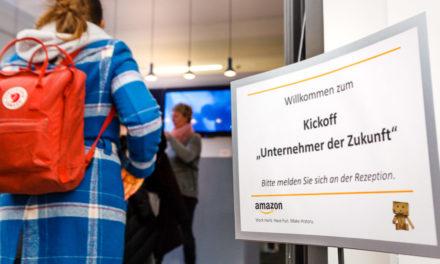 Kick-Off-Event Tag 1 und 2: Amazon Unternehmer der Zukunft