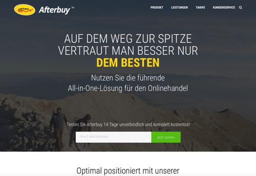 Nach Übernahme: Afterbuy veröffentlicht neue Version der Software