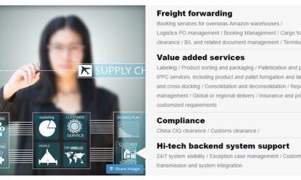 Amazon Logistics+: Amazon plant Luftfracht-Service für chinesische Händler