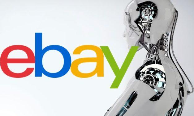 Artificial Intelligence – eBay zeigt, wo die Reise hingehen kann