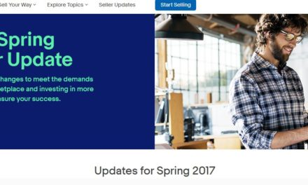 Hot: eBay's 2017 Spring Seller Update ist in den USA raus
