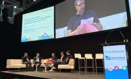 Internetworld Panel: Welche Marktplätze lohnen sich noch?