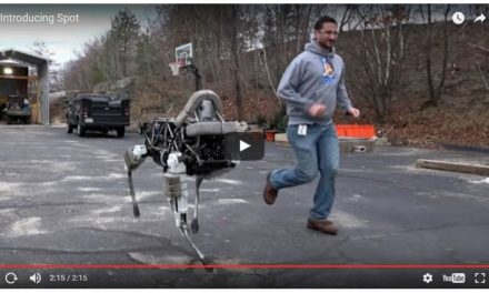 Nix mit Internet aber krass: Boston Dynamics & the dogs