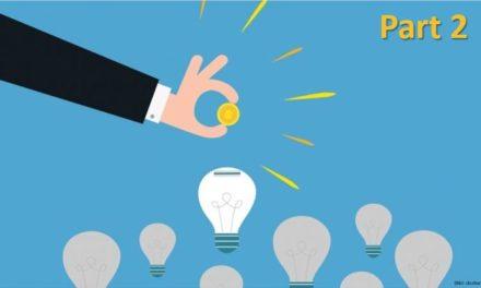 """""""Alle"""" bekommen Millionen für Ihre Firma? Warum ich nicht? Teil 2 Venture-Capital-Serie"""