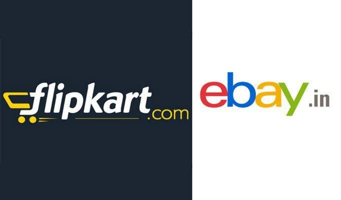 eBay.in und flipkard gehen zusammen