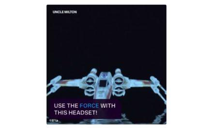 The Verge: Mit diesem Headset kannst du durch Gedanken die 'Macht kontrollieren'