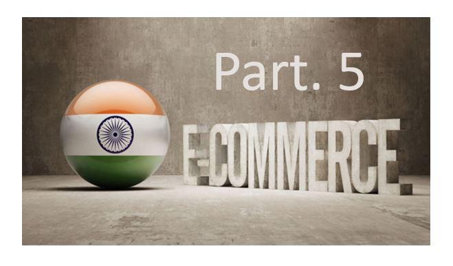 Der indische eCommerce Markt – Part. 5 – Online ERP Systeme