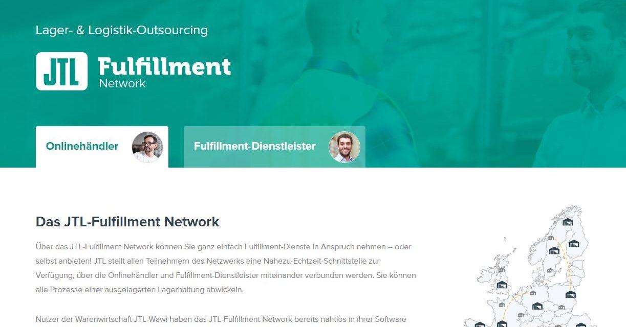 Eine der spannendsten Entwicklungen: das JTL-Fulfillment Network