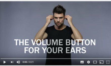Ruhe im Büro: Knops in ear sorgen für Ruhe in der Umgebung