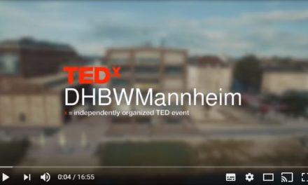 TEDx DHBWMannheim | Stellen wir uns so den Handel der Zukunft vor?