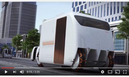 Krasses Konzept: 2016 Design Innovation 3D Animation von Hankook