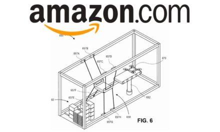 Mal wieder: absurdes Amazon Patent?