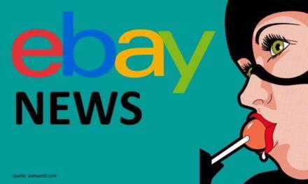 eBay NEWS: neue Funktion Käuferfragen zu beantworten