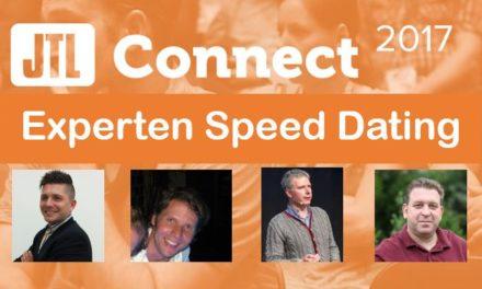 #JTLC17 – Speeddating mit der Frankfurter Gruppe, Baygraph und Mark Steier