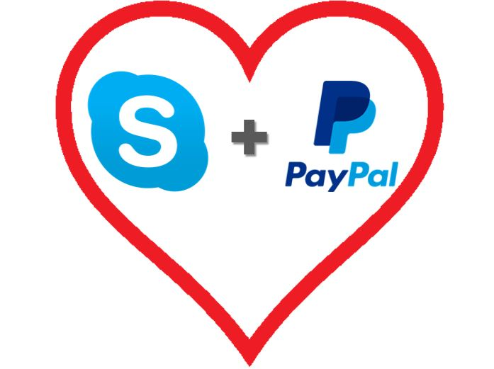 PayPal: mit der Skype-App Geld über PayPal versenden