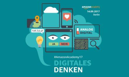 Amazon Academy & neues Amazon 'Unternehmerinnen der Zukunft'